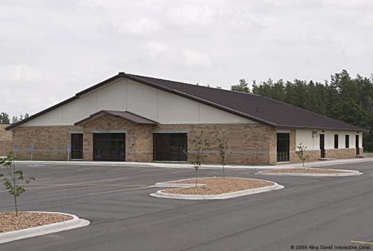 Metal Church Building Photo Gallery
